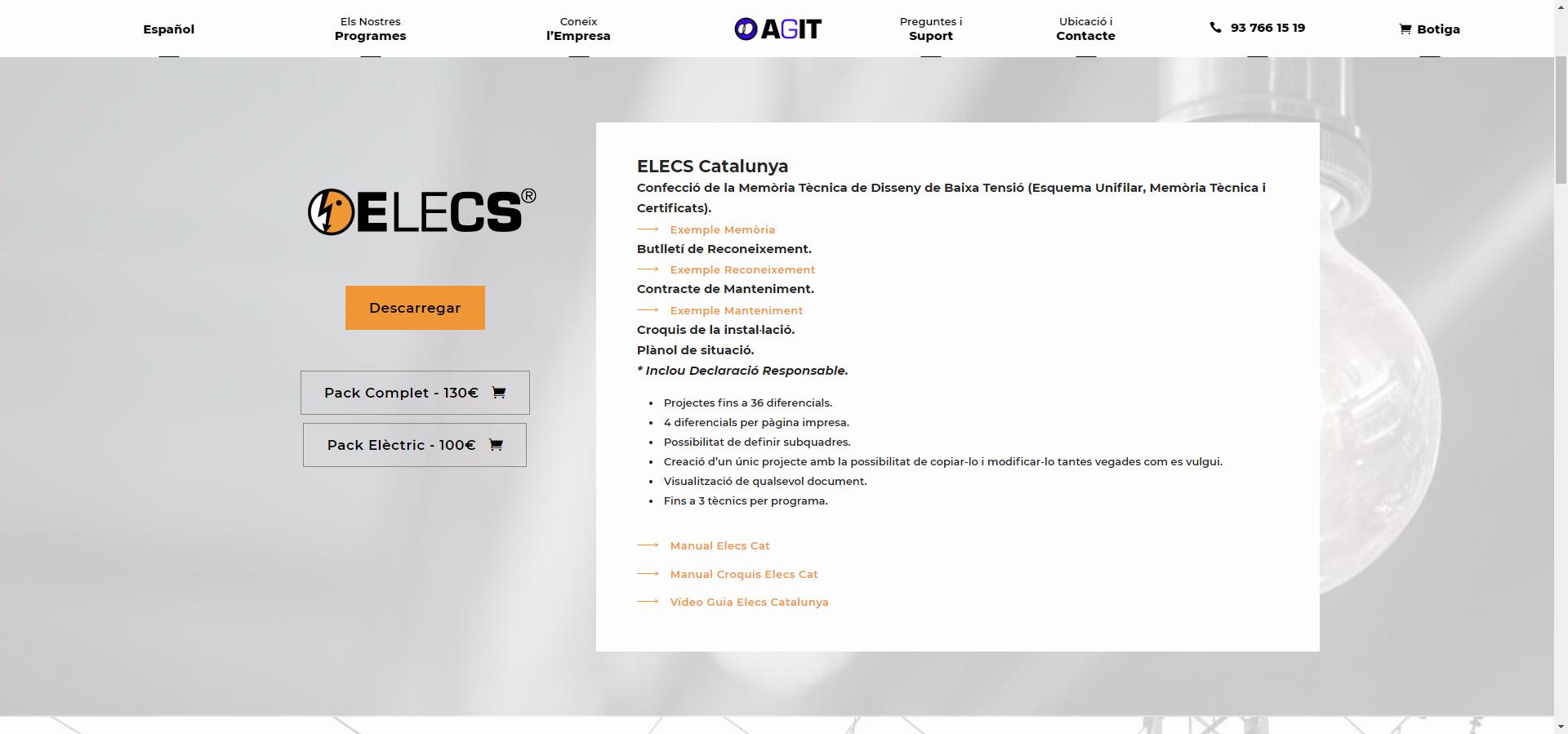 ELECS WEB